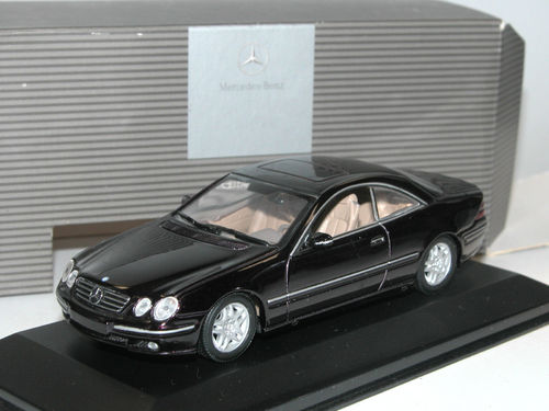 Minichamps Mercedes-Benz CL-Coupé (C215) violett metallic 1/43