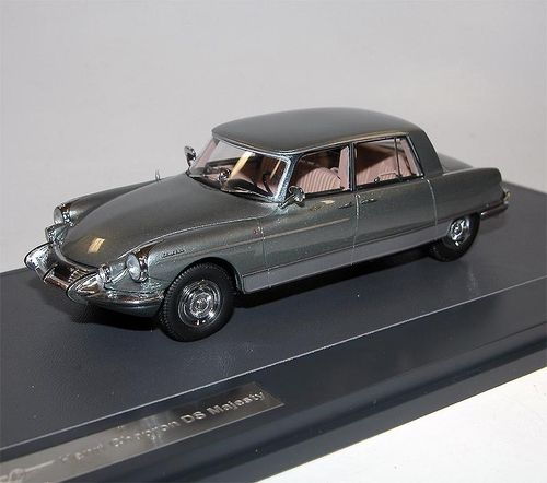 Matrix 1966 Citroen DS Majesty Henri Chapron grau 1/43