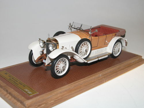 EMC Models 1922 Mercedes 28/95 PS Phaeton 1/43