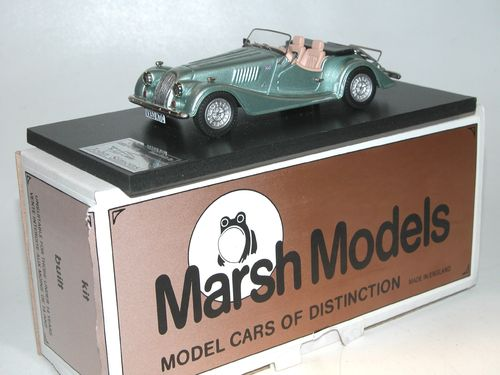 Marsh Models 2003 Morgan Plus 8 (+8) green metallic 1/43