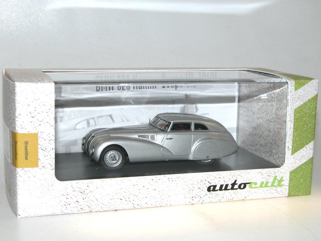 AutoCult, 1940 BMW 328 Kamm-Coupé, Prototyp, Stromlinie, limited
