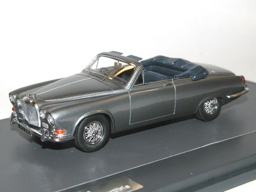 Matrix 1967 Jaguar 420 Harold Radford Convertible 1/43
