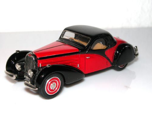 MA Collection 1936 Bugatti Type 57 Atalante 1/43