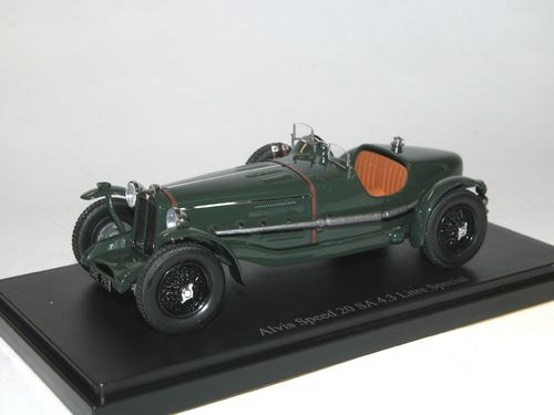 AutoCult, 1932 Alvis Speed 20 SA 4.3 Litre Competition, 1/43
