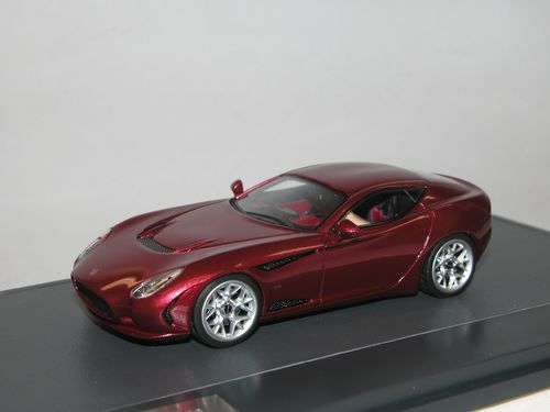 Matrix Scale Models 2009 Zagato Perana Z-one Concept 1/43