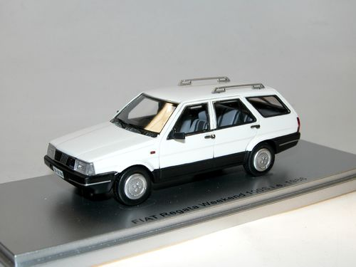 KESS Scale Models, Fiat Regata Weekend 100S i.e., 1986, white, 1/43