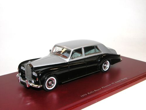 TSM Model 1970 Rolls-Royce Phantom VI James Young 1/43