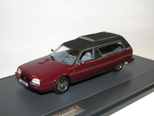 Matrix 1985 Citroen CX Heuliez Corbillard Hearse 1/43
