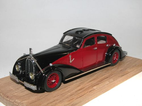 CCC France, Voisin C27 Aerodyne 1935-1936, factory built, 1/43