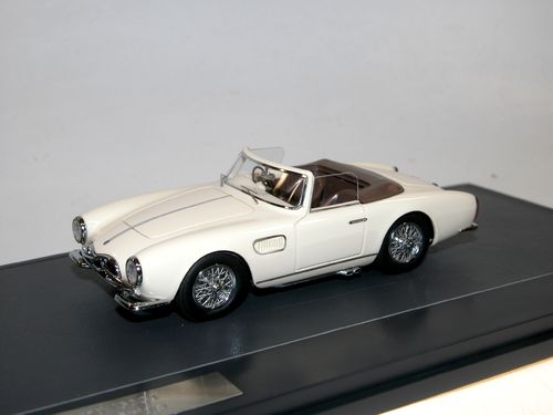 Matrix Scale Models, 1957 Maserati 150GT Spider by Fantuzzi, 1/43