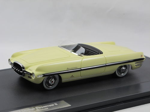 Matrix 1954 Dodge Firearrow II Ghia Exner Roadster, 1/43