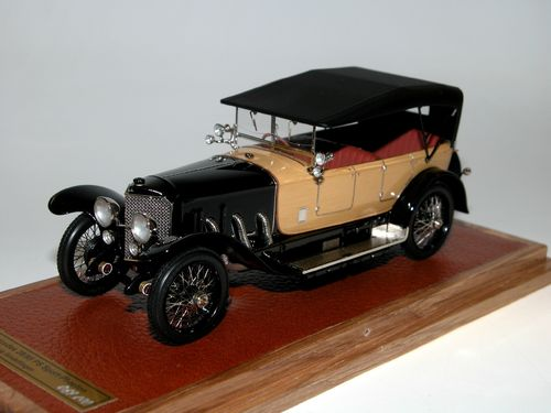 EMC, 1924 Mercedes-Benz 28/95 PS Sport Phaeton Chassis 27003, 1/43