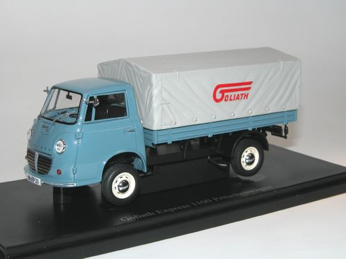 AutoCult 1957 Goliath Express 1100 Pritsche 1/43