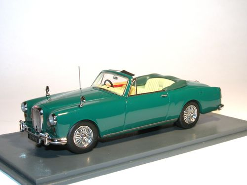 Neo 1960 Alvis TD 21 DHC Drophead Coupe, green, 1/43