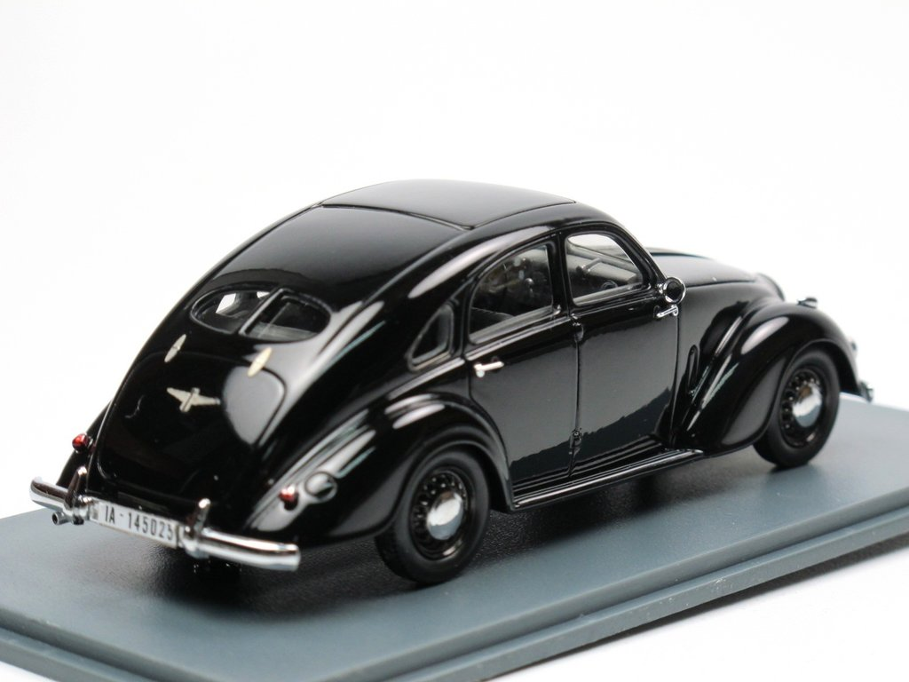neo 1937 adler 2 5 liter autobahn schwarz 1 43 seltenes modell. Black Bedroom Furniture Sets. Home Design Ideas