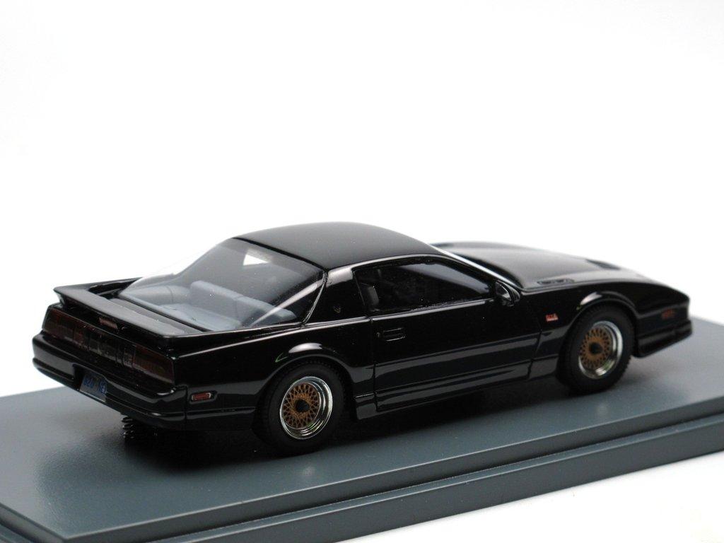 Neo 1988 Pontiac Firebird Trans Am Gta Schwarz 1 43 Resine Modell