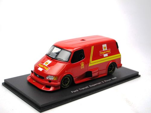 Spark 1975 Ford Transit Supervan 3 ROYAL MAIL 1/43