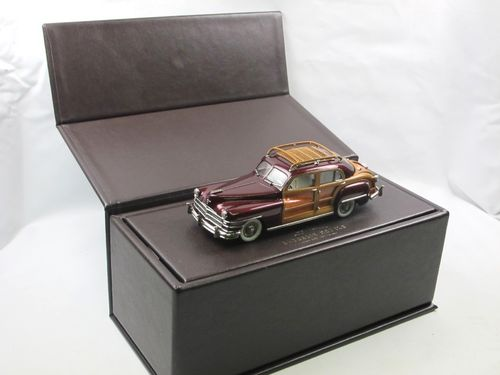 Brooklin 1947 Chrysler Windsor Town + Country Sedan 1/43