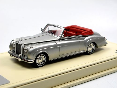TSM Model 1959 Rolls Royce Silver Cloud Drophead Coupe 1/43