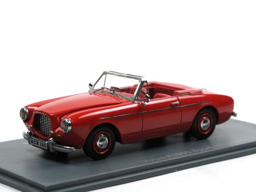 Neo 1956 Volvo P1900 Sport Roadster rot 1/43