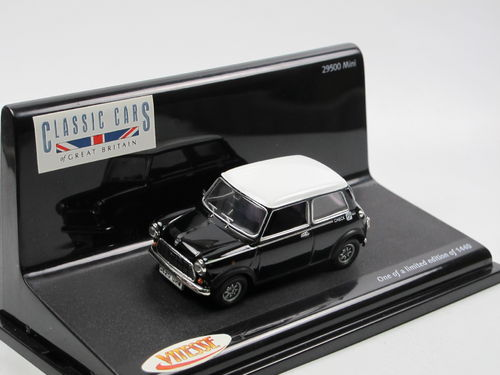 Vitesse 1990 Mini Checkmate black 1/43