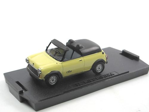 La Mini Miniera 1980 Mini 1000 City Speedster Custom Car 1/43