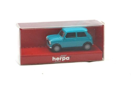 Herpa 1985 Mini Mayfair türkis 1/87