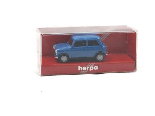 Herpa 1985 Mini Mayfair blau 1/87