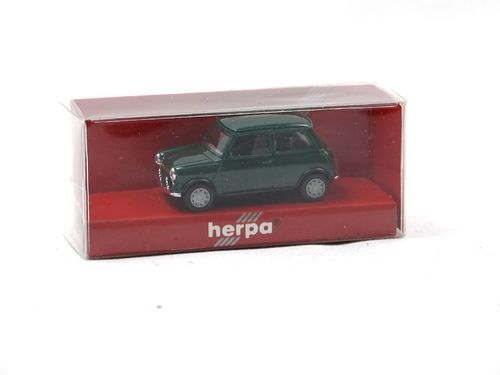 Herpa 1985 Mini Mayfair dark green 1/87