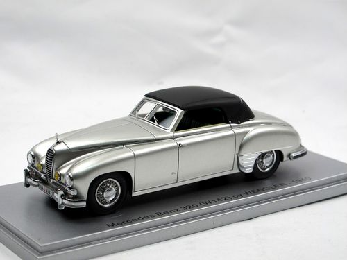Kess Mercedes-Benz 320 W142/IV Wendler Cabriolet closed 1940 1/43