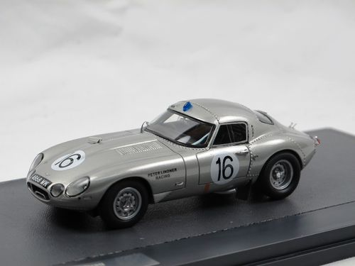 Matrix Jaguar E-Type Low Drag Coupé Le Mans 1964 1/43