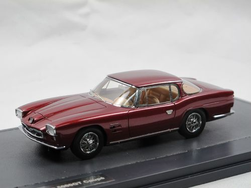 Matrix 1962 Maserati 5000 GT Coupe by Frua red 1/43