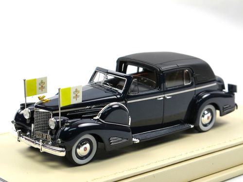 TSM 1938 Cadillac Series 90 V16 Papst (Pope) Pius XII 1/43