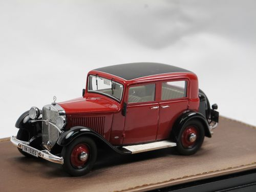 GLM 1935 Mercedes-Benz Typ 170 W 15 Limousine rot 1/43