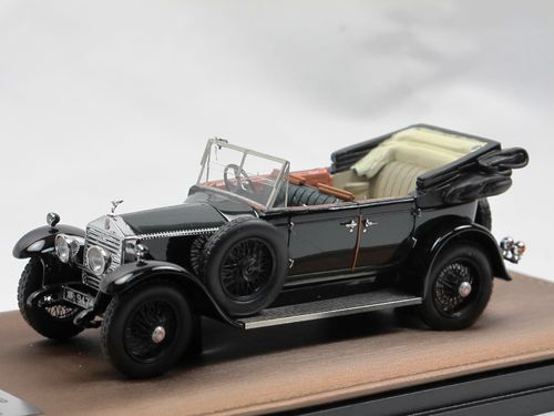 GLM 1923 Rolls Royce 20HP Barker Touring Limousine open 1/43