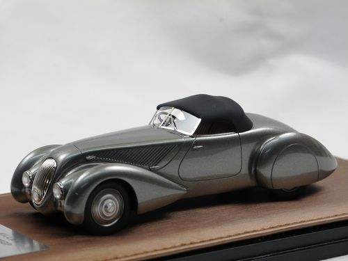 GLM Bentley 4.25 Litre Roadster by Chalmers and Gathings closed 1/43