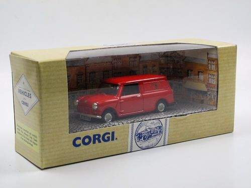 Corgi Mini Van ROYAL MAIL - Post 1/43