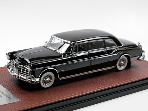 GLM 1956 Imperial LeBaron C70 Limousine black 1/43