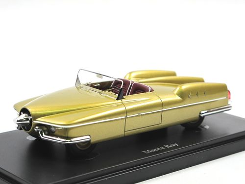 AutoCult 1953 Manta Ray Hire + Antoine Concept Car USA 1/43