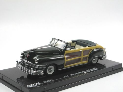 Vitesse 1947 Chrysler Town and Country Meadow Green 1/43