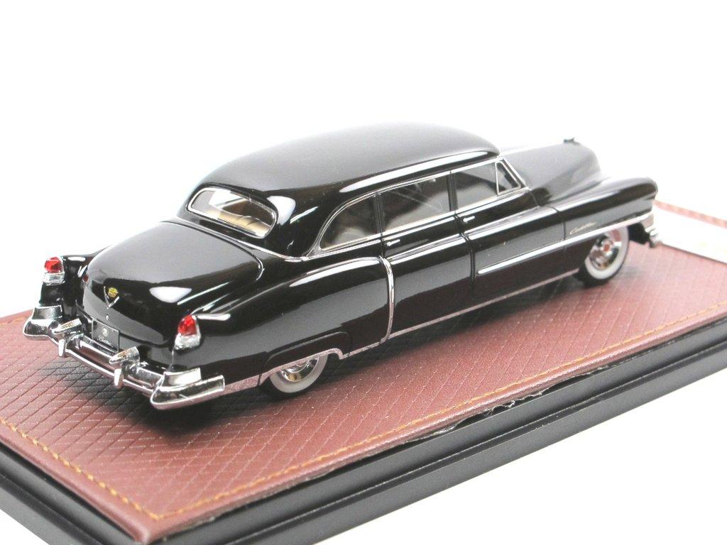 Glm 1951 Cadillac 75 Fleetwood Black 1 43 Limited Edition 299 Sedan