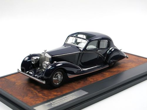 Matrix 1932 Rolls Royce Phantom II Berline Figoni & Falaschi 1/43