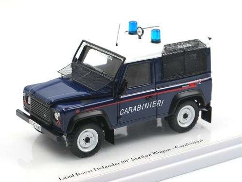 TSM Model Land Rover Defender Station Wagon CARABINIERI 1/43