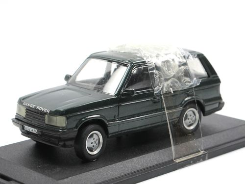 Paradcar 1995 Range Rover 2nd Generation green 1/43 resin