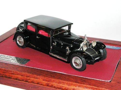 Héco 1931 Voisin C20 Demi Berline Mylord Chassis Simoun 1/43