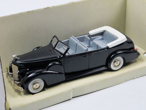 Rextoys Cadillac V16 Series 90 Convertible 1938-1940 1/43