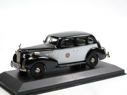 Rextoys 1940 Packard Super Eight Highway Patrol 1/43