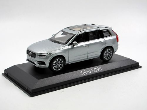 Norev 2015 Volvo XC90 SUV Electric Silver 1/43
