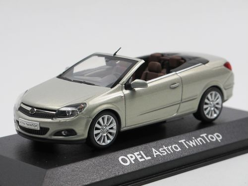 Minichamps 2006 Opel Astra H Twintop Cabriolet 1/43