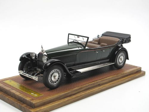 EMC 1927 Bugatti T41 Royale Prototype Packard Body 1/43